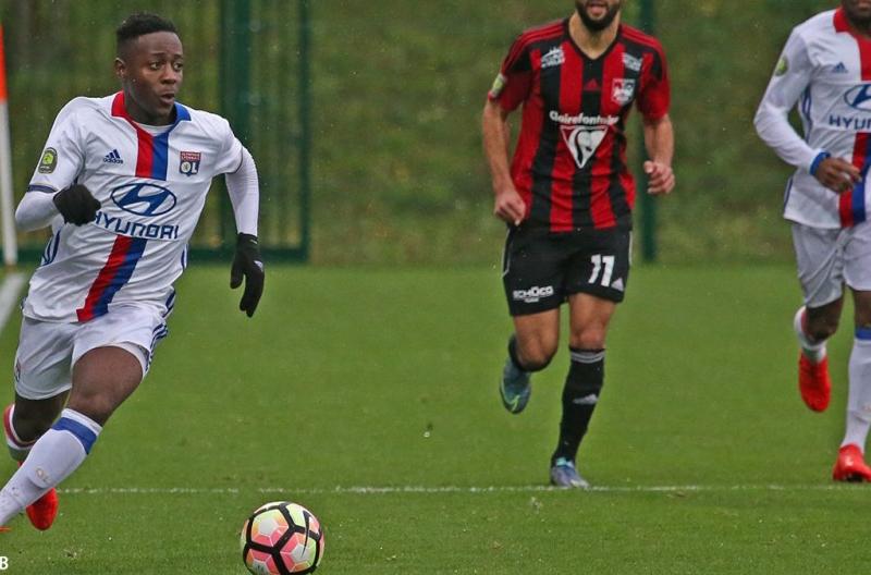 Lyon - Alan Dzabana signe 3 ans et demi au Havre