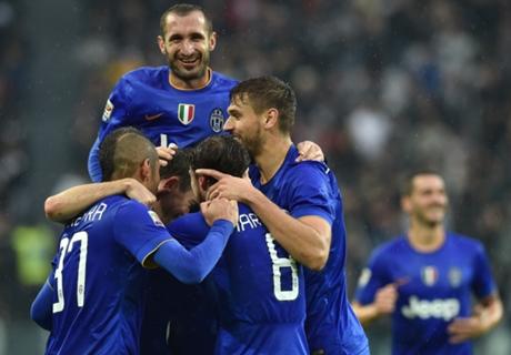 Juventus 7-0 Parma: Massive win