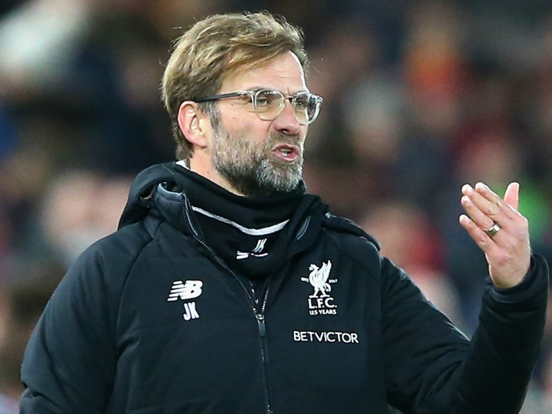 Klopp ne veut pas comparer son équipe au Liverpool de 2005