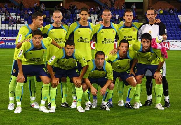 Las Palmas 1-2 Cartagena: La UD, muy cerca del adiós a la Liga Adelante