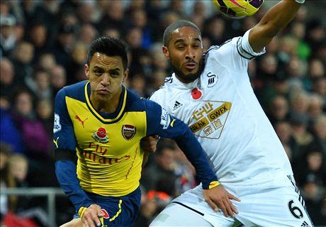 Williams wants more Swansea goals