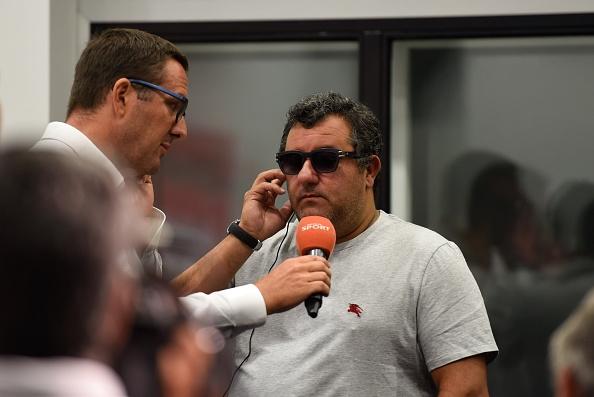 """Calciomercato Milan, Raiola: """"Donnarumma? Con Mirabelli non parlo"""""""