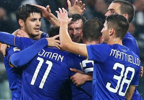 Juventus quiere consolidarse