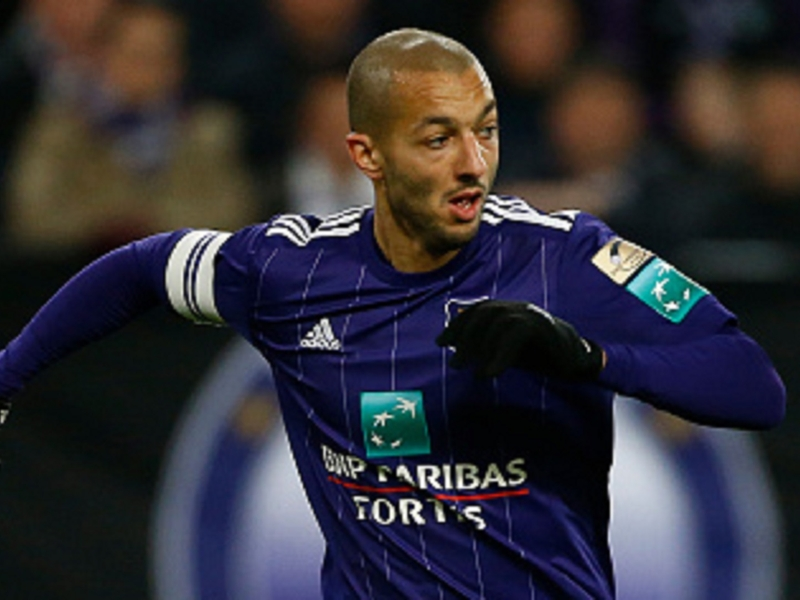 Sofiane Hanni completes Spartak Moscow move from Anderlecht