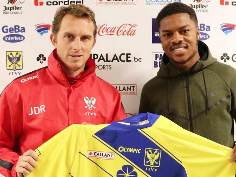 Chuba Akpom joins Sint-Truiden on loan from Arsenal