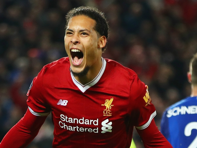 'Van Dijk has taken charge at Liverpool' - Agger impressed by £75m man