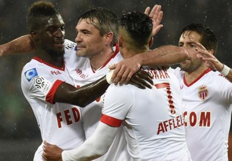 Laporan Pertandingan: St Etienne 1-1 Monaco