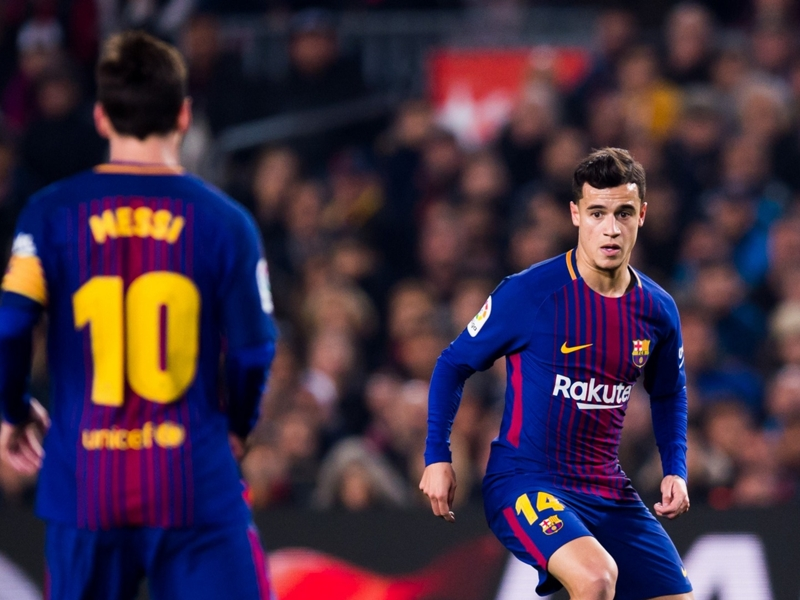 What's it like to play with Messi & Iniesta? Coutinho lifts the lid on Barcelona life