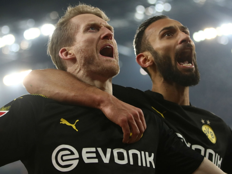 Cologne 2 Borussia Dortmund 3: Schurrle wins it late on as debutant Batshuayi impresses
