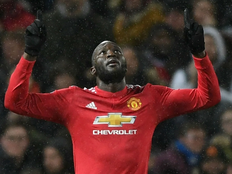 Lukaku confident he is over Man Utd slump after positive opening to 2018