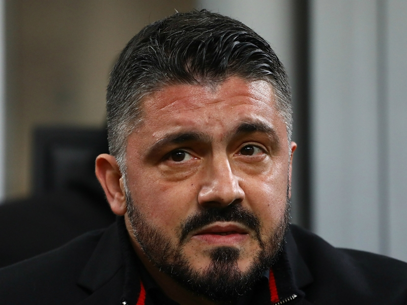 AC Milan aren't Brad Pitt, they're ugly like me - Gattuso