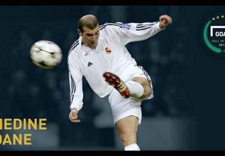 Galería: Lo mejor de Zidane