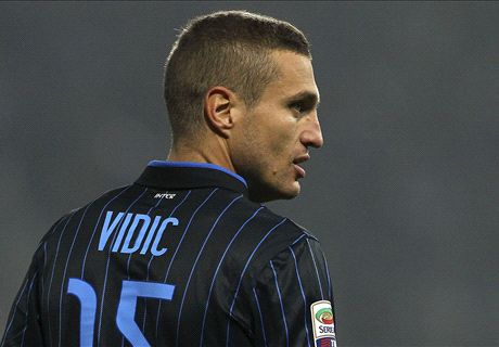Transfer Talk: No return for Vidic