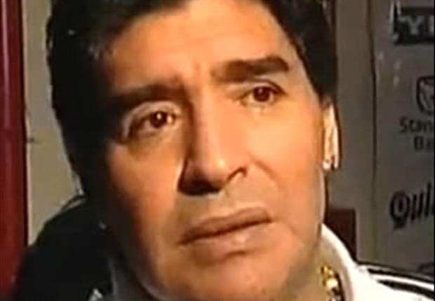 World Cup Comment: Argentina's Diego Maradona Does The Impossible And Picks A Worse Squad Than Italy, Brazil & France