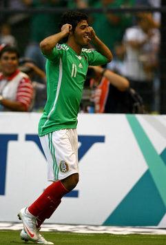 Carlos Vela - Mexico (Mexsport)