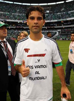 Rafael Marquez - Mexico (Mexsport)