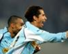 Aparecido Cesar in maglia Lazio