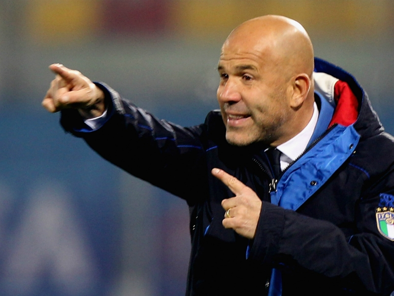 Italy appoint Di Biagio as interim coach