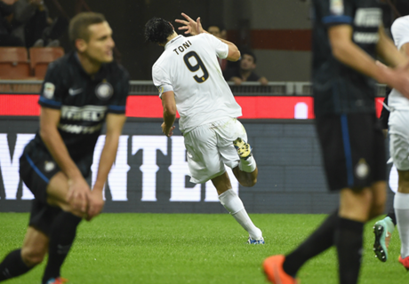 Match Report: Inter 2-2 Verona