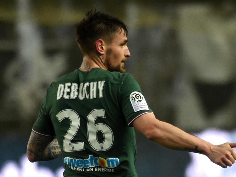 """AS Saint-Etienne - Mathieu Debuchy : """"L'Équipe de France, c'est fini pour moi"""""""