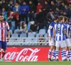 Liga, 11ª - Cade l'Atletico Madrid