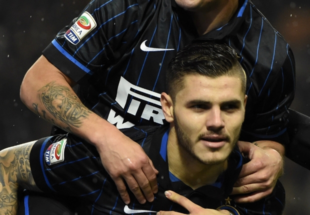 Jubelte gegen Verona, gewann aber nicht: Inters Mauro Icardi