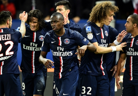 Ligue 1: PSG 2-0 Olympique Marsella