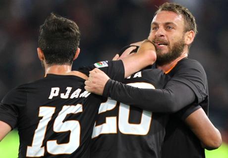 Player Ratings: Roma 3-0 Torino