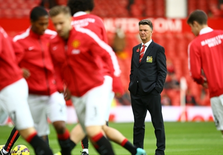 'Man Utd players happy under Van Gaal'
