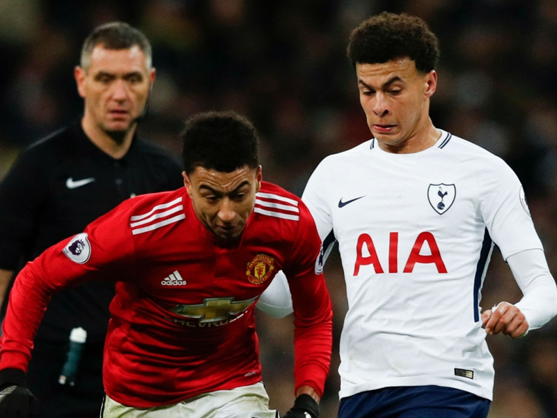 Alli vs Lingard: Scrap for World Cup spots won't faze Spurs star, says Hoddle