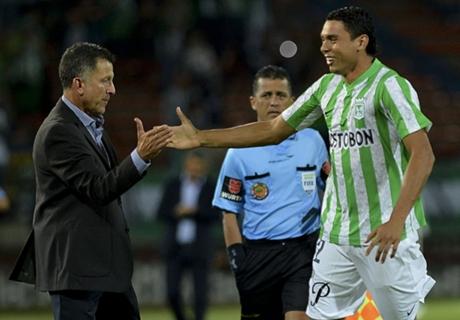 Gol de Bocanegra de los mejores de Sudamericana