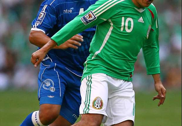 World Cup 2010: Mexico Release Squad Numbers