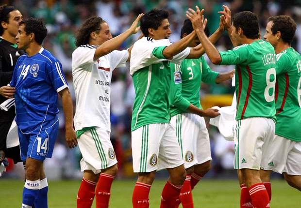 Goal.Commentary: Analyzing Mexico's Chances In Group A