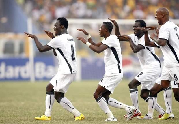 Piala Dunia U-20: Ghana Optimistis Tekuk Brasil