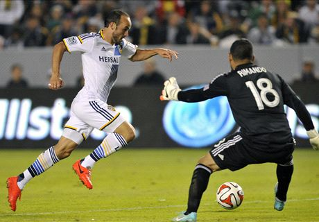 Player Ratings: LA Galaxy 5-0 RSL