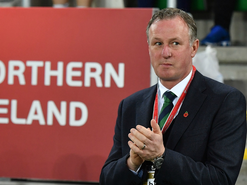 O'Neill signs Northern Ireland contract extension after snubbing Scotland
