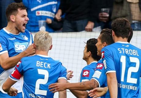 REVIEW Bundesliga Jerman: Drama Tujuh Gol Di Rhein-Neckar Arena