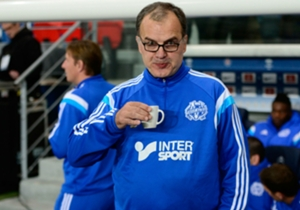Marcelo Bielsa Paris SG Marseille Ligue 1 09112014