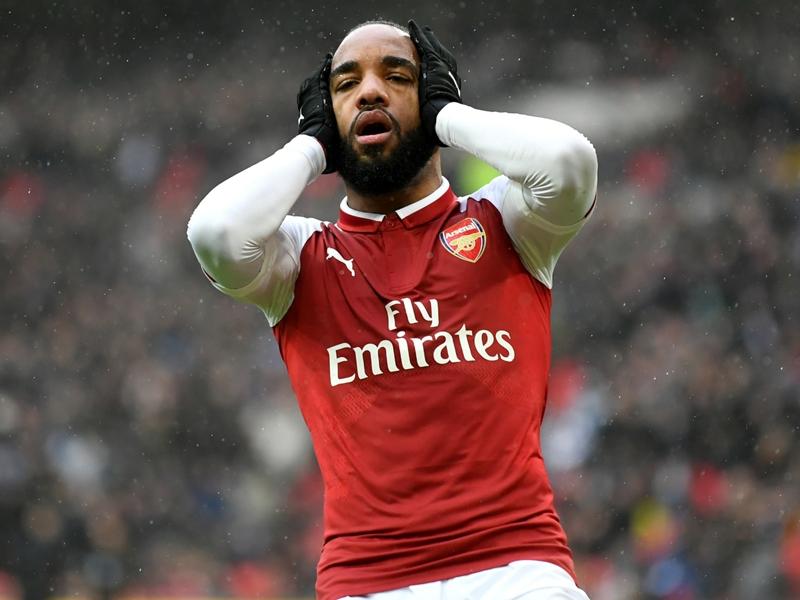 Arsenal, Lacazette absent entre 4 et 6 semaines