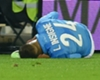 Insigne ruled out for six months with knee injury