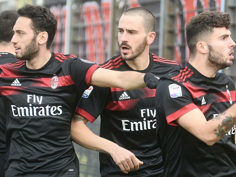 SPAL 0 AC Milan 4: Cutrone double helps Rossoneri extend unbeaten streak