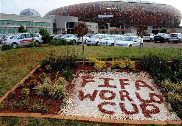 VIDEO: World Cup Comment - Soccer City Will Make All Of Africa Proud