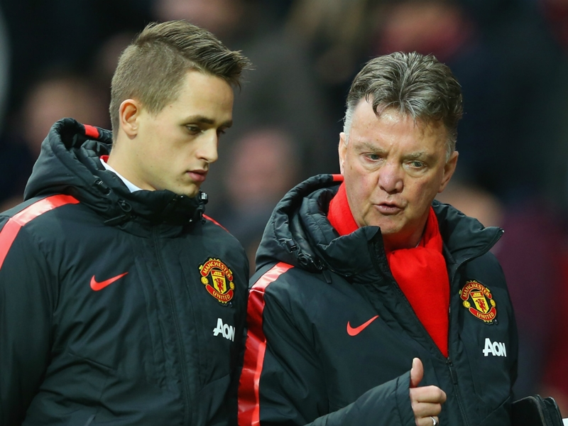 'Van Gaal ruined my confidence!' - Januzaj slams ex-Man Utd boss