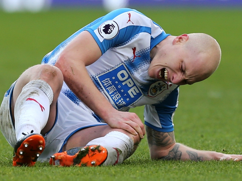 Socceroos star Mooy stretchered off in Huddersfield win