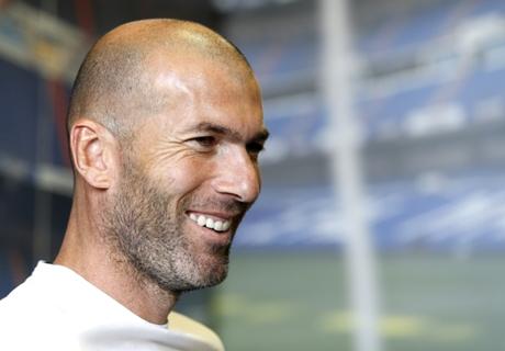 Real Madrid B, Zidane a sélectionné son fils