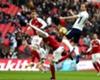 Kane segna il goal decisivo contro l'Arsenal