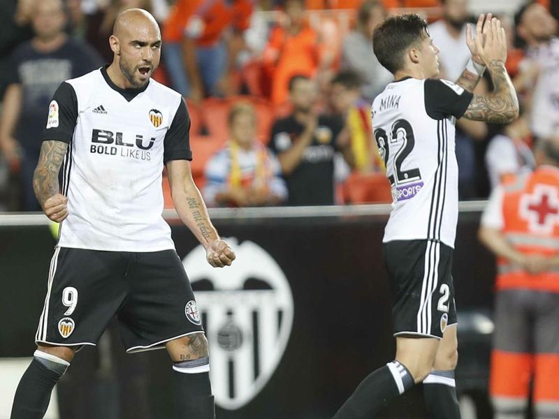 Malaga-Valence 1-2, avec un Coquelin buteur, Valence renverse Malaga
