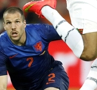 Vlaar limps out of Netherlands clash