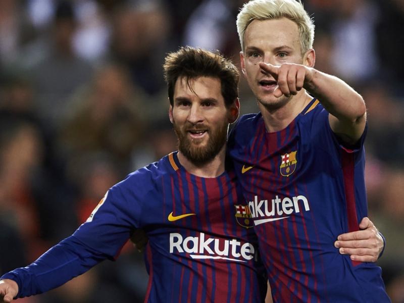"""Barça, Rakitic : """"On devra être à 100%"""""""