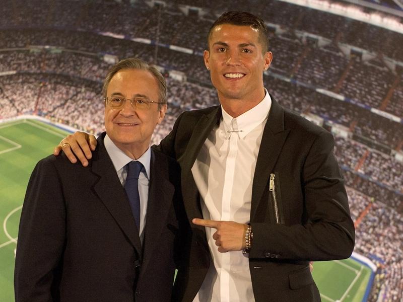 Cristiano Ronaldo justifie son départ du Real Madrid avec un tacle appuyé sur Florentino Pérez